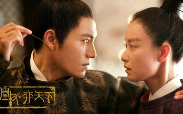 Trần Khôn và Nghê Ni tái hợp trong phim mới.