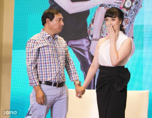 Là diễn viên mới nhất của phần 2, Quang Thắng cho biết, nhân vật ông Thắng mà anh đảm nhận trong phần 2 khác hẳn mẫu nhân vật anh từng đóng trong các đĩa hài Tết.