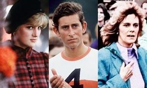 'Cuộc tình tay ba thế kỷ' gây ám ảnh của Diana - Charles - Camilla