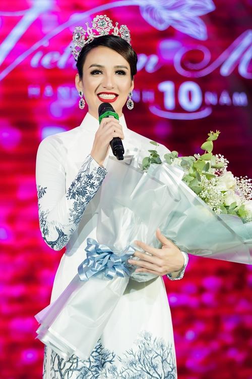 Sau đăng quang, Ngọc Diễm từng đại diện Việt Nam tham gia Hoa hậu du lịch thế giời 2009. 10 năm qua, cô hoạt động song song trong 2 lĩnh vực MC và doanh nhân. Nhan sắc của người đẹp gốc Đà Nẵng ngày càng được khen sắc sảo, mặn mà.