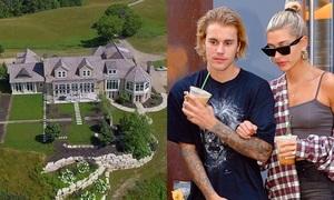Cận cảnh biệt thự 116 tỷ đồng Justin vừa tậu để lấy vợ
