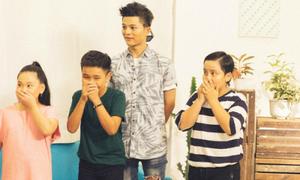 Quang Anh The Voice Kid tái xuất trong MV cùng dàn sao nhí