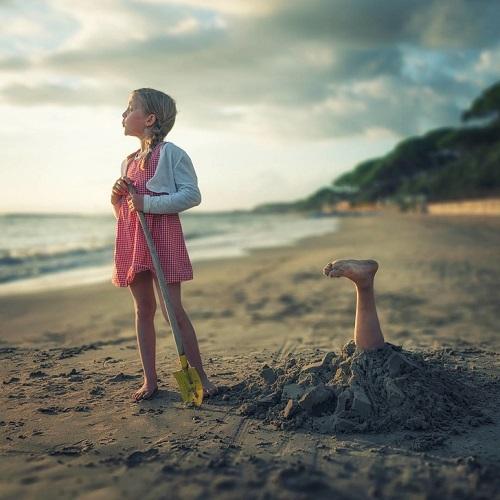15 bức ảnh đầy tính nghệ thuật của một ông bố 3 con cuồng chụp ảnh