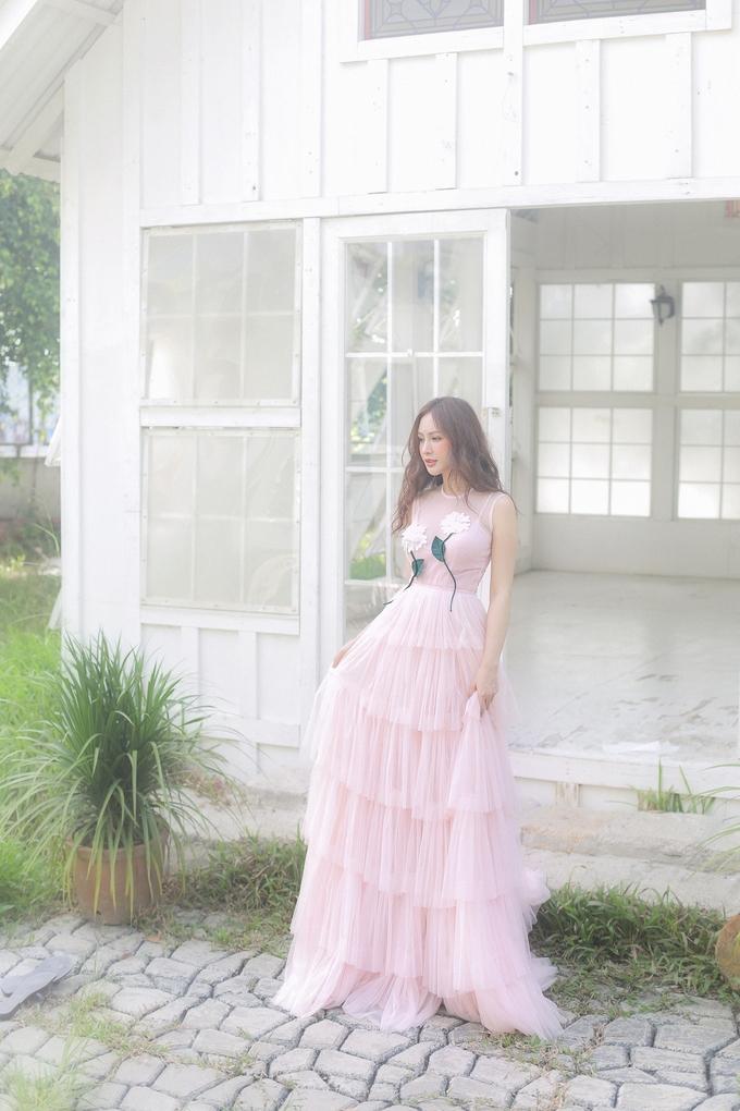 Kelly Nguyễn ngày càng xinh đẹp nhờ tình yêu thăng hoa