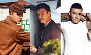Dàn trai đẹp 'cực phẩm' của phim 'Diên Hy công lược'