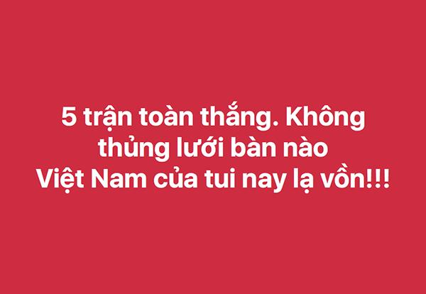 Chưa bao giờ Facebook rộn ràng đến mức này vì Olympic Việt Nam - 10