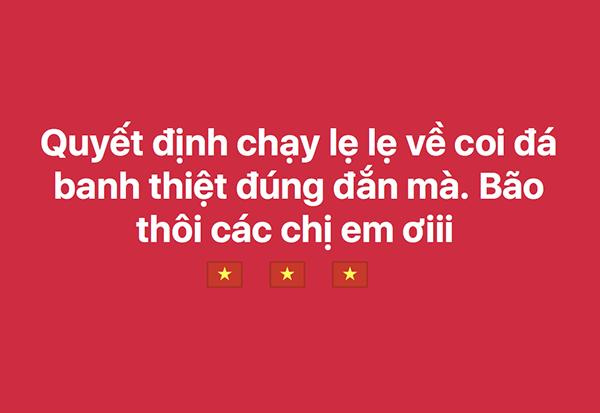 Chưa bao giờ Facebook rộn ràng đến mức này vì Olympic Việt Nam - 9