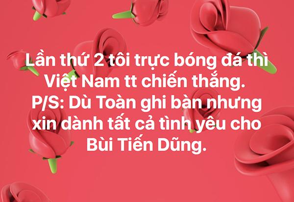 Chưa bao giờ Facebook rộn ràng đến mức này vì Olympic Việt Nam - 11