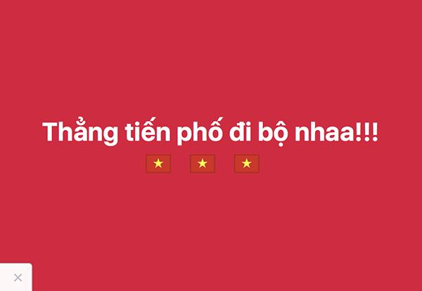 Chưa bao giờ Facebook rộn ràng đến mức này vì Olympic Việt Nam - 8