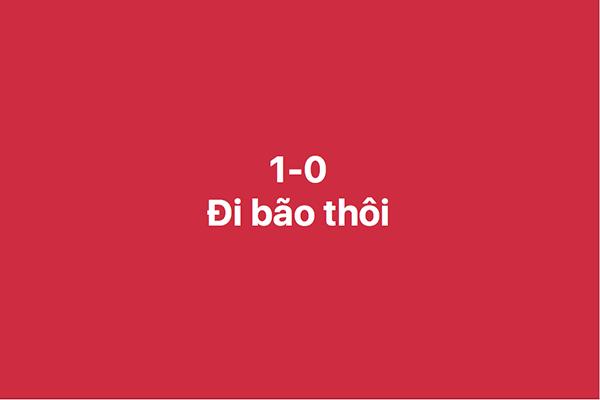 Chưa bao giờ Facebook rộn ràng đến mức này vì Olympic Việt Nam - 1
