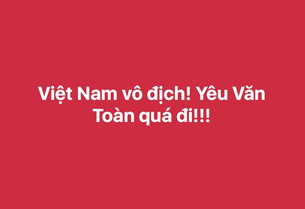 Chưa bao giờ Facebook rộn ràng đến mức này vì Olympic Việt Nam - 12