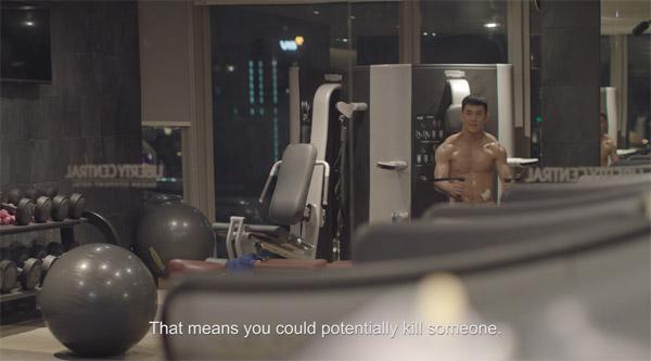 Song Luân khoe cơ thể 6 múi cực hấp dẫn trong trailer Hậu duệ mặt trời bản Việt - 2