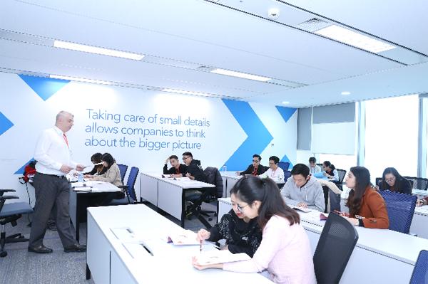 Tek Academy - học viện đào tạo miễn phí dành cho giới trẻ Việt Nam.