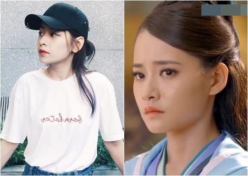 Vẻ đẹp nhẹ nhàng, trong sáng của Chi Pu từng được so sánh với diễn viênSài Bích Vân. Cả hai có nhiều nét tương đồng khiến fan lầm tưởng giọng ca Từ hôm nay đang được nhận lời đóng phim cổ trang.