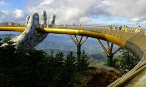 Cầu Vàng lại vào top những điểm đến tuyệt vời nhất thế giới