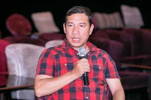 Quang Thắng cho biết khuôn mặt của anh khó mà đóng thành công vai bi.