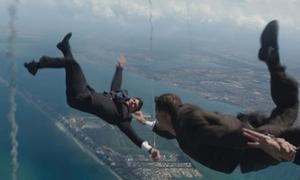 Hậu trường triệu đô của 'Iron Man 3' với cảnh quay hoành tráng khó tin