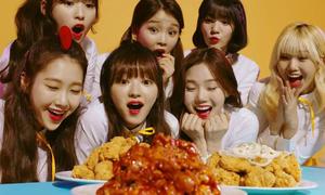Là thực tập sinh Kpop, thèm tới mấy cũng bị cấm ăn 6 món này
