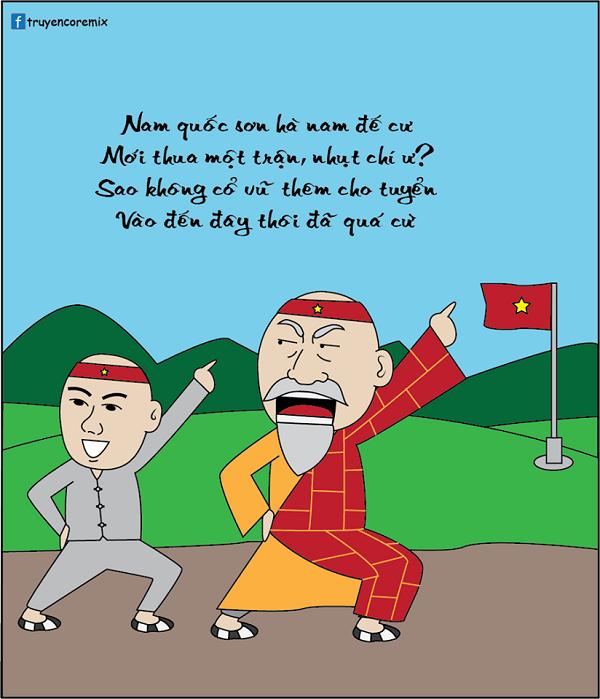 Dù không giành được tấm vé đi vào chung kết để giành chức vô địch Asiad 2018, tuyển Olympic Việt Nam vẫn luôn là nhà vô địch trong tim những người yêu nước.