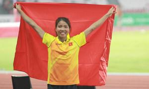VĐV Bùi Thị Thu Thảo: 'Tôi không ngủ được vì chiến thắng'