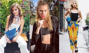 Phong cách đời thường hút ánh nhìn của các thiên thần Victoria's Secret