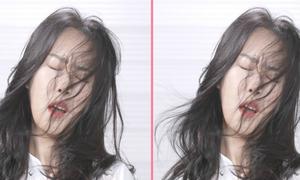 Nỗi khổ của con gái khi để tóc dài