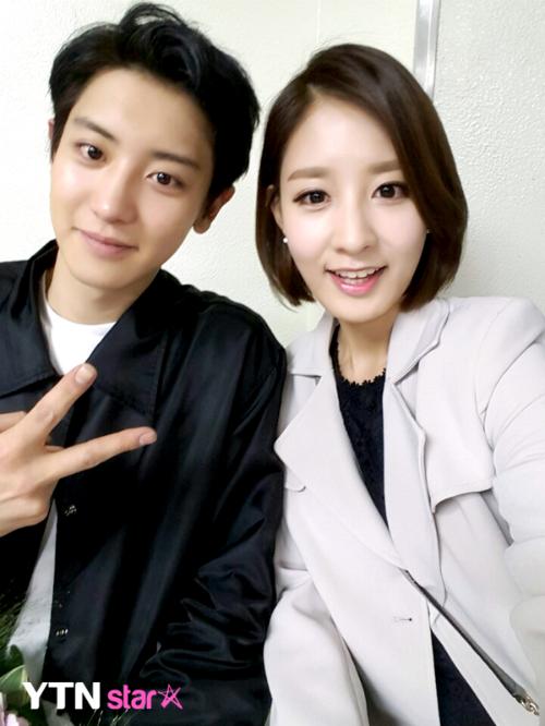 Chan Yeol được nhận xét là phiên bản hoàn hảo của chị gái.