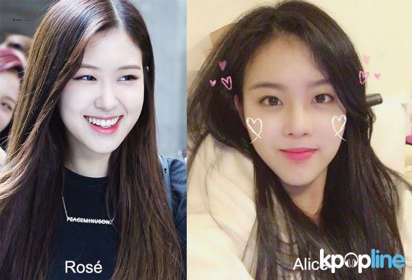 Chị gái của Rosé sở hữu ngoại hình sang chảnh giống em gái.