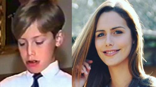 Sinh ra tại Seville (Tây Ban Nha) với hình hài một cậu bé, trả lời phỏng vấn đài ABC, Angela Ponce cho biết bản thân từ ngày nhỏ đã có sở thích không giống những người bạn trai xung quanh. Khi cha mẹ hỏi cô muốn chơi đồ chơi gì, cô tới ngay với những con búp bê Barbie. Đến năm 11 tuổi, khi biết đến việc chuyển đổi giới tính, Angela Ponce đã bắt đầu tiêm hormone nữ. Được gia đình ủng hộ, năm 2014, mỹ nhân 26 tuổi quyết tâm phẫu thuật chuyển giới để sống đúng với con người của mình.
