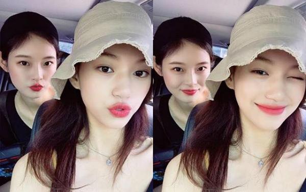 Chị gái của Do Yeon sở hữu vẻ đẹp ấn tượng không thua kém em gái.
