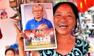 Thất trận, Olympic Việt Nam vẫn thắp lại niềm tin cho người hâm mộ