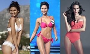 8 ứng viên được đánh giá cao tại Miss Universe 2018