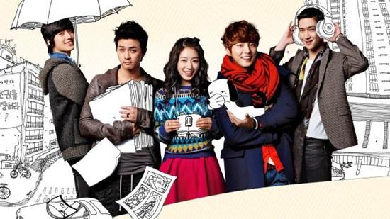 Đọ trí nhớ qua các bộ phim Hàn Quốc một thời - 5