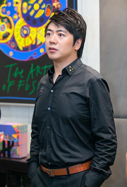 Thiên tài piano người Trung Quốc dành nhiều tình cảm cho Việt Nam.