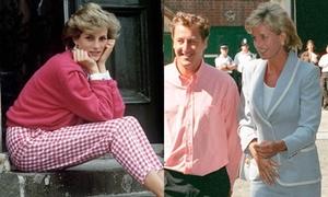 Cuộc gặp cuối cùng của Diana với bạn thân trước vụ tai nạn bi thảm 21 năm trước