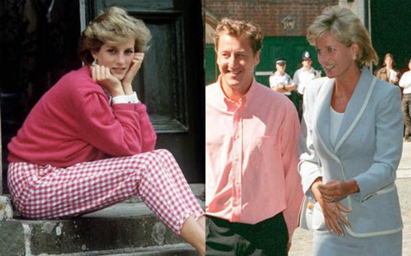 Derek Deane từng là một người bạn thân của Công nương Diana.
