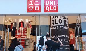 Uniqlo sắp mở cửa hàng đầu tiên tại Việt Nam