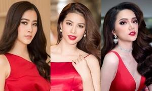 6 hoa hậu khiến fan 'đổ rạp' vì vừa xinh đẹp lại hát hay