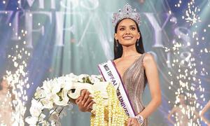 Nhan sắc nóng bỏng của tân Hoa hậu Chuyển giới Thái Lan