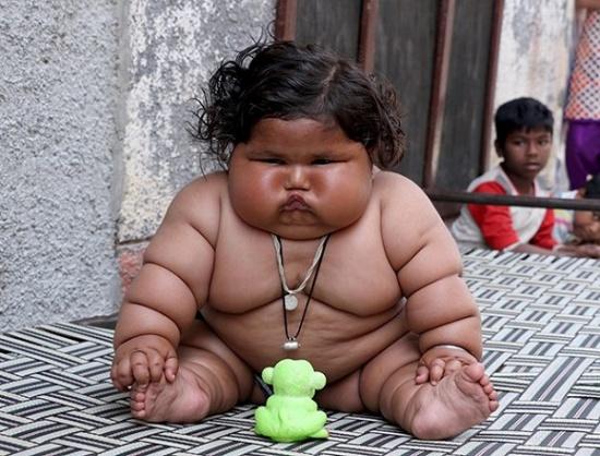 10 em bé đặc biệt nhất hành tinh - 9