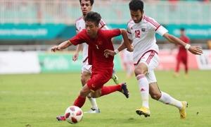 Những bàn thắng khó quên của Olympic Việt Nam tại Asiad 2018