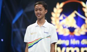 Thí sinh Olympia muốn đi đón Olympic Việt Nam sau trận chung kết