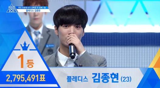 Thứ hạng số 14 - Vị trí khiến khán giả bức xúc nhất qua 2 mùa Produce - 2