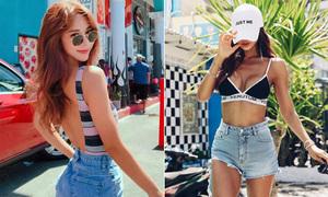 Hot girl Hàn sang chảnh, dáng chuẩn gây bất ngờ khi tiết lộ tuổi thật là 42