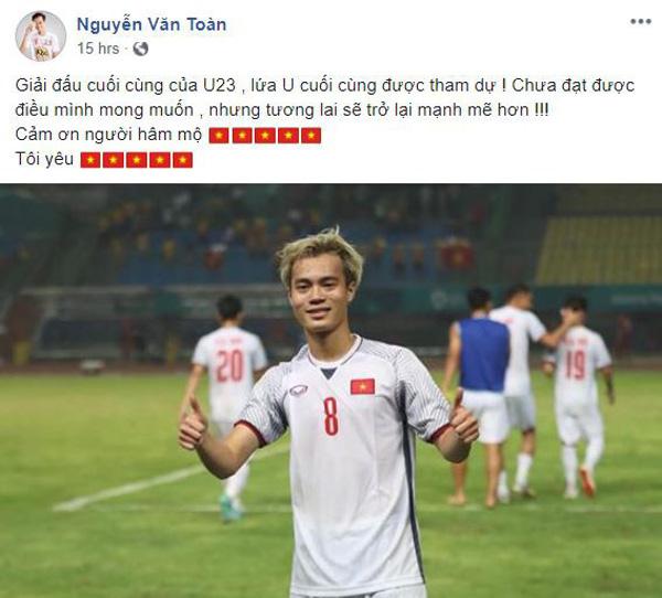 5 chàng soái ca sẽ không còn thi đấu cho U23 Việt Nam sau kỳ ASIAD - 1