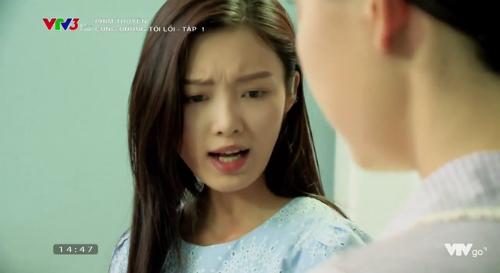 Nhân vật em chồng láo xược, không xem chị dâu ra gì của Thư Nguyễn khiến cô trở thành gương mặt đáng ghét nhất màn ảnh Việt một thời gian dài.