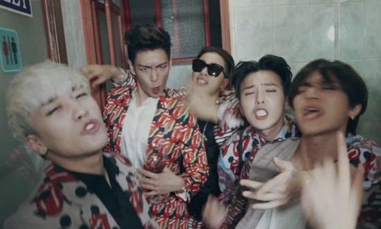 Đoán MV của Big Bang chỉ qua một cảnh quay (2)