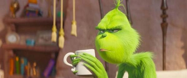 Grinch  Nhân vật xấu tính nhất trên màn ảnh rộng sẽ được trình làng vào tháng 11.
