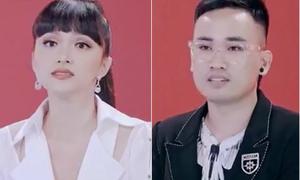 Hương Giang 'xéo xắt' khi gặp lại NTK từng tố mình thiếu chuyên nghiệp