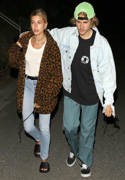 Style ông chú thập niên 90 của Justin Bieber - 9